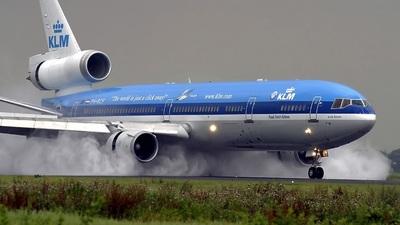PH-KCF - McDonnell Douglas MD-11 - KLM Royal Dutch Airlines