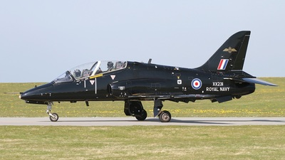 XX231 - British Aerospace Hawk T.1W - United Kingdom - Royal Navy