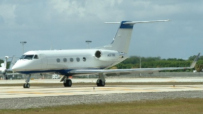 N377RX - Gulfstream G-III - Private