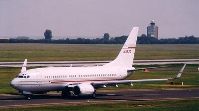 N367G - Boeing 737-75V(BBJ) - Private