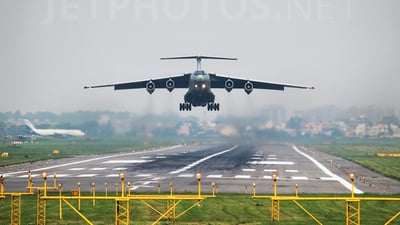 K3000 - Ilyushin IL-76MD - India - Air Force