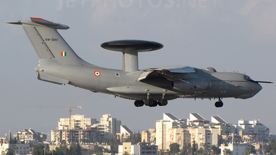 KW3551 - Beriev A-50EhI Mainstay - India - Air Force