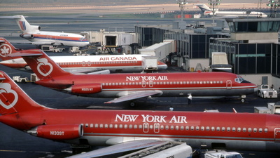 N525NY - McDonnell Douglas DC-9-32 - New York Air