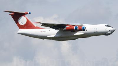 4L-SKN - Ilyushin IL-76TD - Sky Georgia