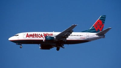N313AW - Boeing 737-3S3 - America West Airlines