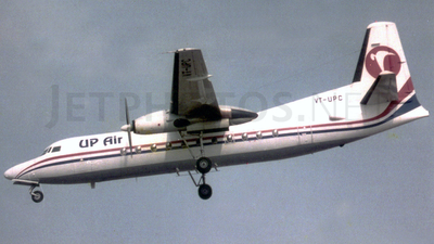 VT-UPC - Fokker F27-500 Friendship - Private