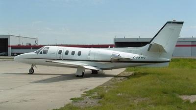 C-FKMC - Cessna 500 Citation - Private