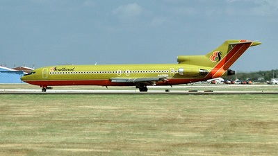 N406BN - Boeing 727-291 - Southwest Airlines