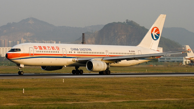 B-2568 - Boeing 767-3W0(ER) - China Eastern Airlines