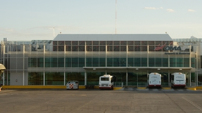 MMMY - Airport - Terminal