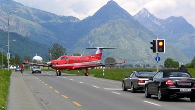 HB-FPS - Pilatus PC-12/45 - Redex Air