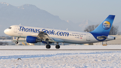 G-DHRG - Airbus A320-214 - Thomas Cook Airlines