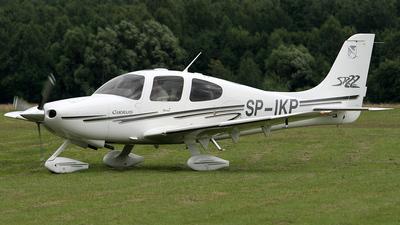 SP-IKP - Cirrus SR22 - Private