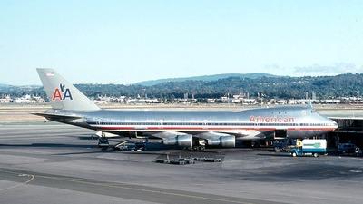 N9667 - Boeing 747-123 - American Airlines
