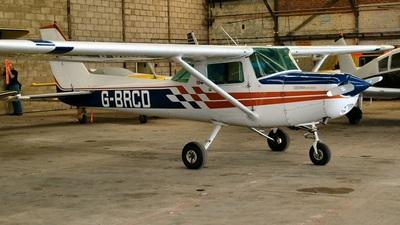 G-BRCD - Cessna A152 Aerobat - Private