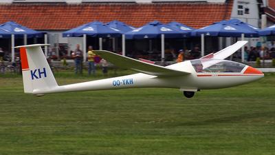 OO-YKH - Rolladen-Schneider LS-4 - Private