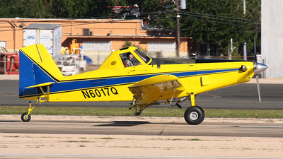 N6017Q - Air Tractor AT-402B - Private