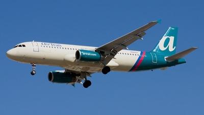 N941LF - Airbus A320-233 - airTran Airways (Ryan International Airlines)