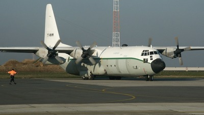 7T-WHM - Lockheed C-130H-30 Hercules - Algeria - Air Force