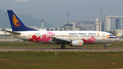 B-2578 - Boeing 737-33A - Hainan Airlines