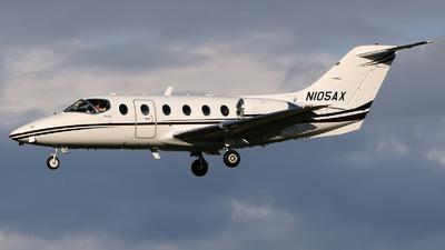 N105AX - Beechcraft 400A Beechjet - Private