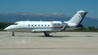 A picture of N571BA -  - [00145] - © Jean-Luc ALTHERR