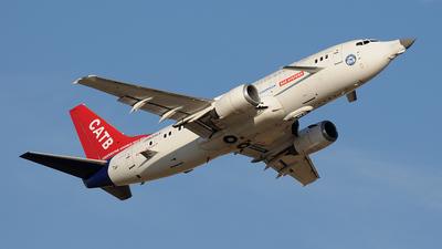 N35LX - Boeing 737-330 - Lockheed Martin