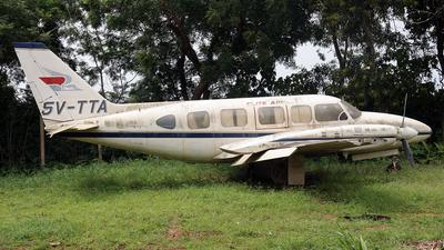 5V-TTA - Piper PA-31-350 Chieftain - Elite Air