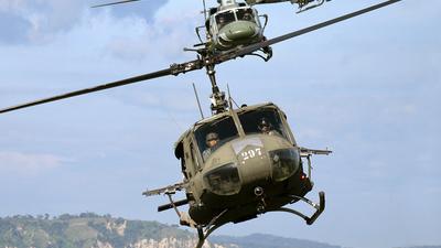 297 - Bell UH-1H Iroquois - El Salvador - Air Force