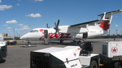 C-GJSX - Bombardier Dash 8-102 - Air Canada Jazz