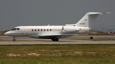 N10QS - Hawker Beechcraft 4000 - NetJets Aviation