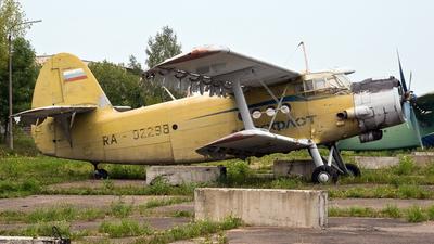 RA-02298 - Antonov An-2 - Aeroflot