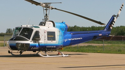 C-GVEL - Bell 204B - Great Slave Helicopters