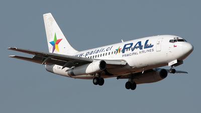 CC-CZO - Boeing 737-236(Adv) - Principal Airlines (PAL)