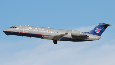 N923SW - Bombardier CRJ-200ER - United Express (SkyWest Airlines)