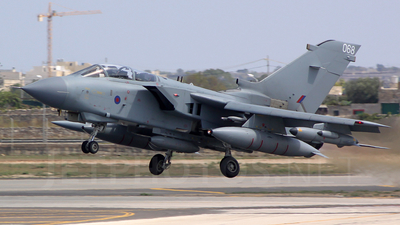 ZA604 - Panavia Tornado GR.4 - United Kingdom - Royal Air Force (RAF)