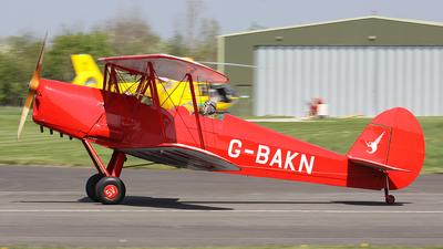 G-BAKN - Stampe and Vertongen SV-4C - Private