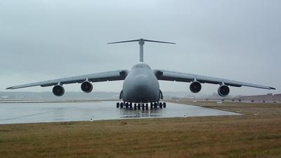 69-0008 - Lockheed C-5A Galaxy - United States - US Air Force (USAF)