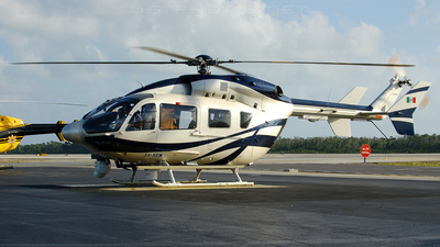 XA-XEW - Eurocopter EC 145 - Private