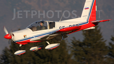 S5-DGD - Zlin Z-242L - Slovenia - Air Force