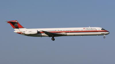 I-SMED - McDonnell Douglas MD-83 - Meridiana