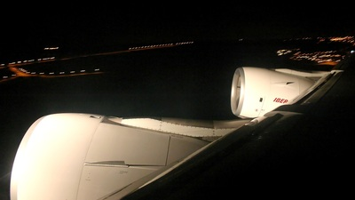 EC-JCZ - Airbus A340-642 - Iberia