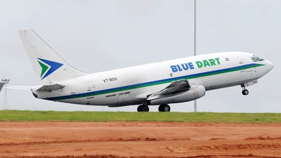 VT-BDG - Boeing 737-2K9(Adv)(F) - Blue Dart Aviation