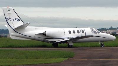 PT-LBN - Cessna 500 Citation - Private