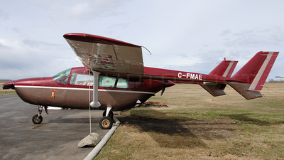 A picture of CFMAE - Cessna 337F - [33701397] - © Peter Unmuth