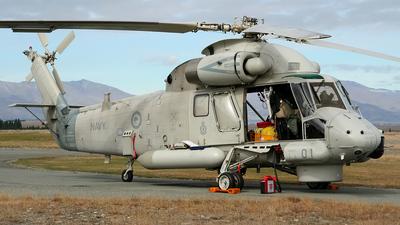 NZ3601 - Kaman SH-2G Super Seasprite - New Zealand - Navy