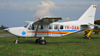 YR-GAA - Gippsland GA-8 Airvan - Romanian Airclub