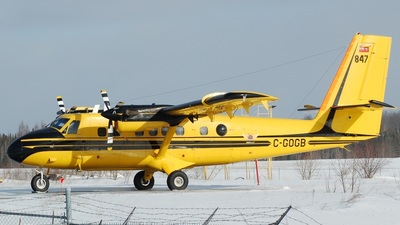 C-GOGB - De Havilland Canada DHC-6-300 Twin Otter - Canada - Ontario Ministry of Natural Resources