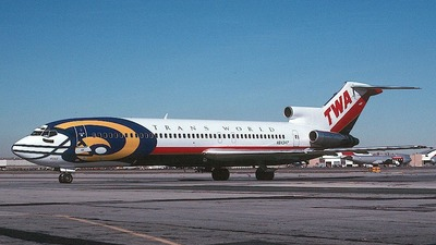 N64347 - Boeing 727-231(Adv) - Trans World Airlines (TWA)