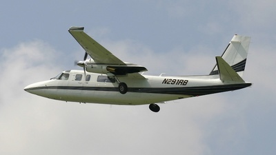 A picture of N291RB - Cessna 414A Chancellor - [414A0836] - © LUIS A. GABALDON